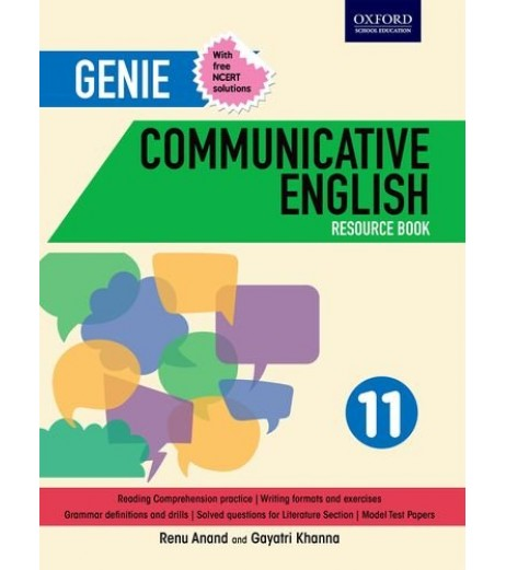 Oxford Communicative English for Class 11 with Free NCERT Solution