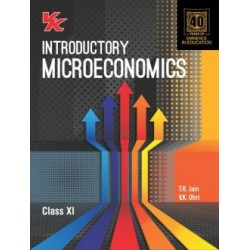 Introductory Microeconomics -VK for Class XI CBSE 2019-20