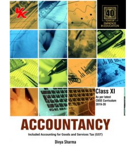 VK Accountancy For Class 11 CBSE 2019-20