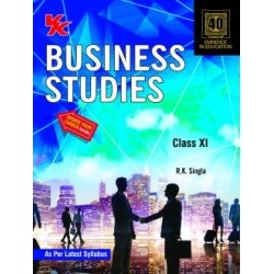 VK Business Studies Class 11 CBSE 2019-20