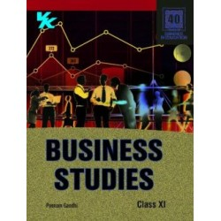 VK Business Studies by Poonam Gandhi Class 11 CBSE 2019-20