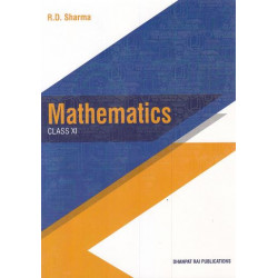 Mathematics by R D Sharma for Class XI 2019-20