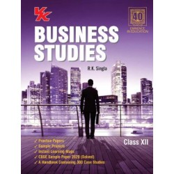 VK Business Studies by R.K. Singla Class 12 CBSE 2020-21
