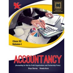 VK Accountancy Vol-I Class 12 by Divya Sharma & Vineeta
