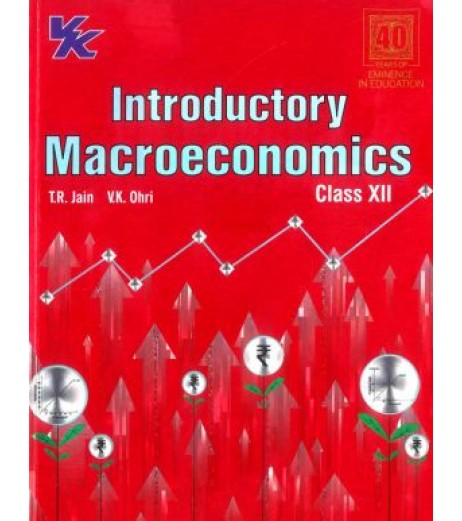 VK Introductory Macroeconomics Class 12 2021 edition by T. R. Jain, V.K. Ohri