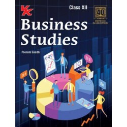 VK Business Studies for Class 12 Poonam Gandhi 2020-21