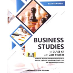 Business studies with case Studies Class 12