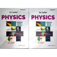 New Simplified Physics S..L. Arora  Book for Class 12