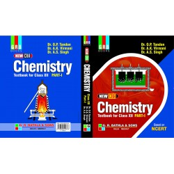 GRB New Era Chemistry Class 12 Part 1 By O P Tandon 2020-21