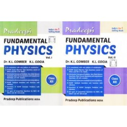 Pradeep's Fundamental Physics for Class 12 (vol-1 and 2 )