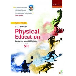 Text Book of Physical Education Class 12 CBSE 2020-21