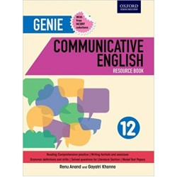 Oxford Genie Communicative English Resource Book 12 With
