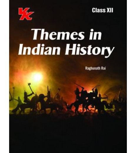VK Themes in Indian History Class 12 CBSE 2020-21