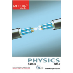Modern ABC of Physics Class-12 Part I & Part II (Set of 2