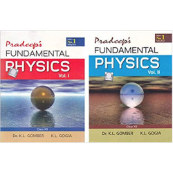 Pardeep's Fundamental Physics for Class 12 - (2019-2020)