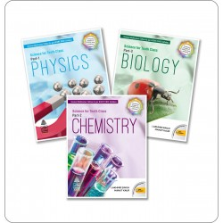 Lakhmir Singh  Class 9 Science Combo set of 3 Book 2020-21