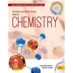 Lakhmir Singh  Science for Ninth Class Part 2 Chemistry 2020-21