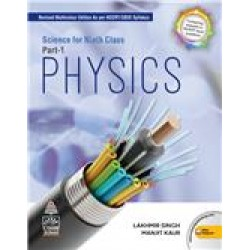 Lakhmir Singh Science for Ninth Class Part 1 Physics 2020-21