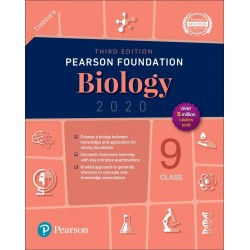 Pearson IIT Foundation Series Biology Class 9 2020-21