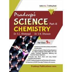 Pardeep's Science Chemistry Part-2 for Class 9th 2020-21