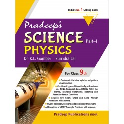 Pardeep's Science physics Part-1 for Class 9th 2020-21