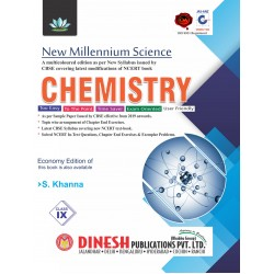 Dinesh New Millennium Science Chemistry Class 9 (2019-20)