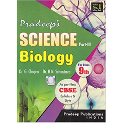 Pardeep's Science Biology Part-3 for Class 9th (2019-20)