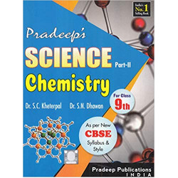 Pardeep's Science Chemistry Part-2 for Class 9th (2019-20)