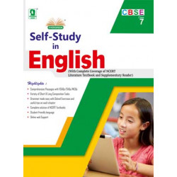 Evergreen CBSE Self- Study in English Class 7