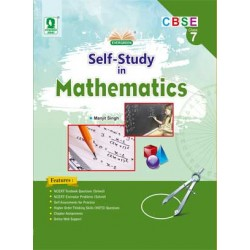 Evergreen CBSE Self- Study in Scienec Class 7