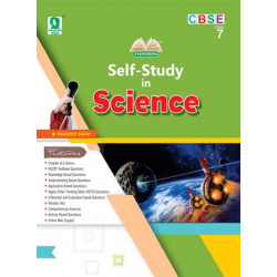 Evergreen CBSE Self- Study in Mathematics Class 7