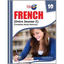 Full Marks Class X French (Entre Jeunes - 2)