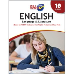 Full Marks Class X English - B (Language and Literature)