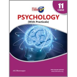 Full Marks Class XI Psychology