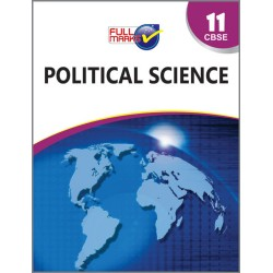 Full Marks Political Science  for Class 11 2020-21