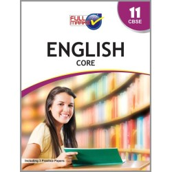 Full Marks Class XI English - Core