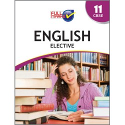 Full Marks Class XI English - Elective