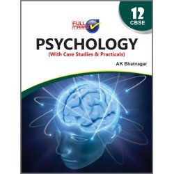 Full Marks Guide Class 12 Psychology 2020-21