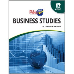 Full Marks Guide Class 12 Business Studies 2020-21