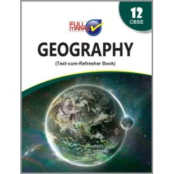 Full Marks Guide Class 12 Geography 2020-21
