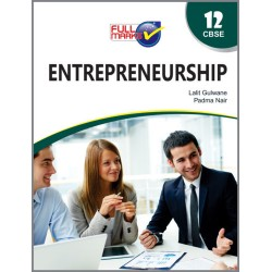 Full Marks Guide Class 12 Entrepreneurship 2020-21