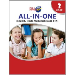 Full Marks All in One Guide Class 3 2020-21
