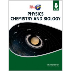 Full Marks ICSE Class 8 Physics+Chemistry+Biology