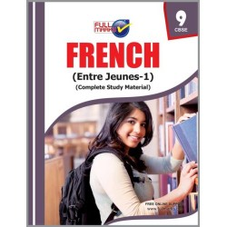 Full Marks Class 9 French (Entre Jeunes-1)