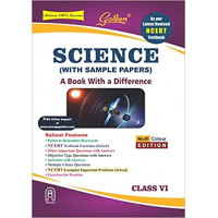 Golden Science: A Book with a Difference for Class - VI