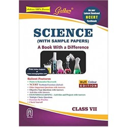Golden Science: (With Sample Papers) A Book with a