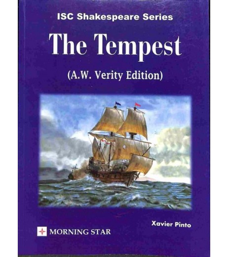 ISC Shakespeare Series : The Tempest (A. W. Verity Edition)by Xavier Pinto