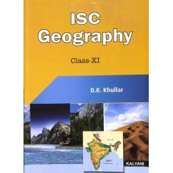ISC Geography 11by D. R. Khullar