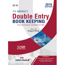 T.S. Grewal's Double Entry Book Keeping ISC Class 11 along