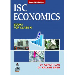 ISC Economics class 11 by Dr. Abhijit Das and Dr. Kalyan